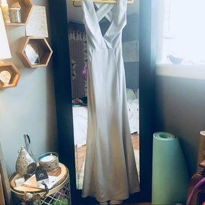 525b61c907 Lulu s Dresses - Lulus heaven and earth grey maxi dress